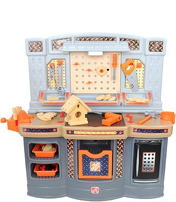 Home Depot Ultimate Workshop Playset