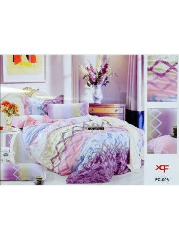 The perfect blend of pastel shades in this piece is all I need to drift into a dreamy sleep. #ValtellinaOnPinterest