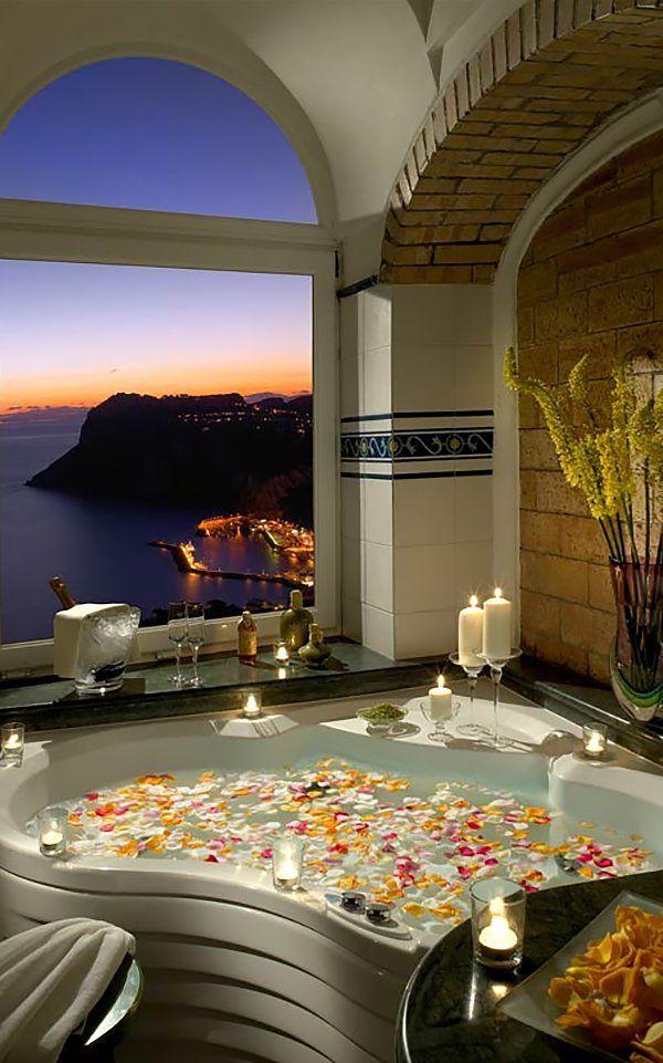 mer enn 25 bra ideer om romantic bathrooms på pinterest | luksus