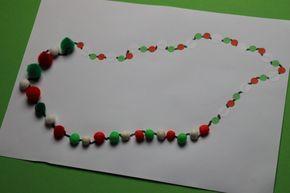 Készülődjünk az ünnepre egy végtelenül egyszerű, de mutatós kézműves ötlettel! Ovisoknak és iskolásoknak is használható!
