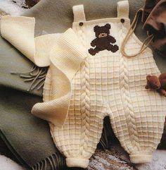 cool Değişik El Örgüsü Bebek Tulumları