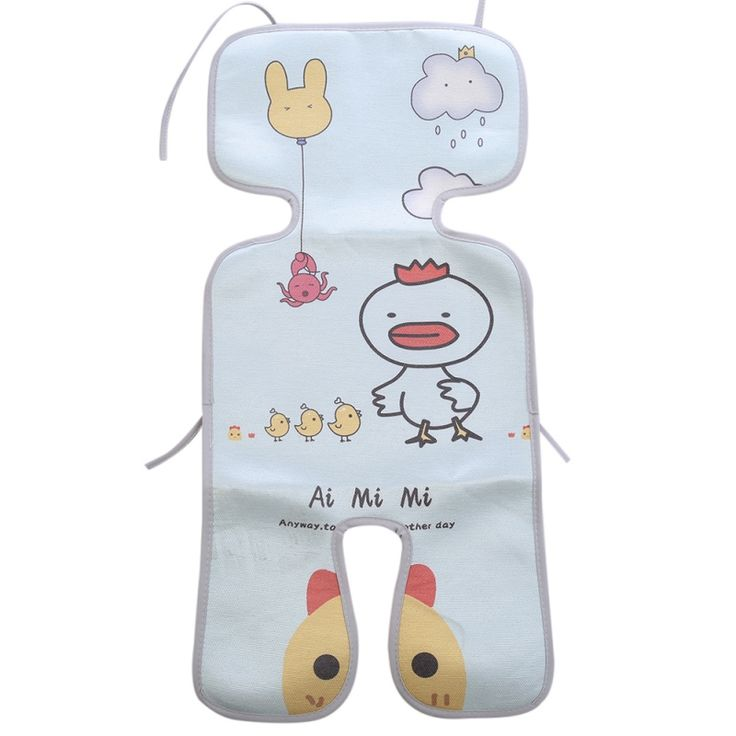 Baby Stroller Summer Cool Mat Seat Liners Pram Pushchair Carriage Seat Chair Pad Baby Stroller Accessories #Affiliate