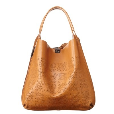 Orla Kiely punched acorn two in one bag $655