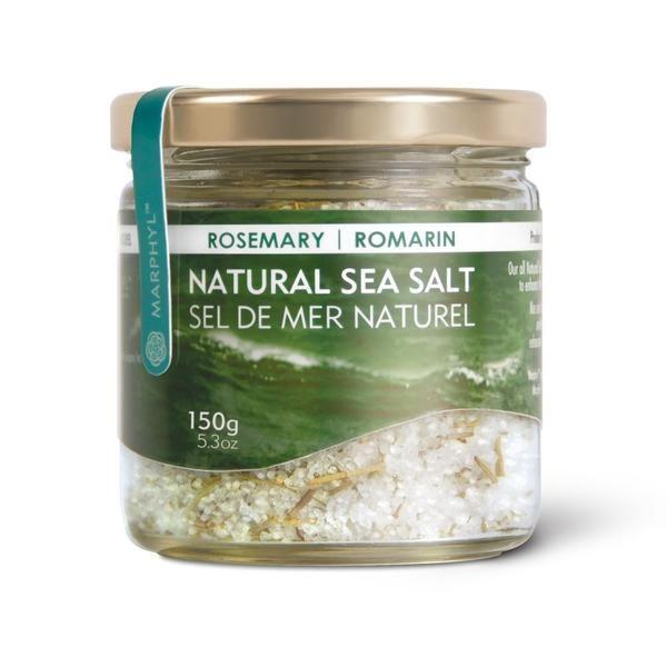 Marphyl Rosemary Sea Salt - 150g