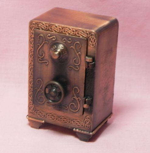 Dollhouse-Miniature-Bank-Office-Safe-Metal-Minis-1-12-Scale