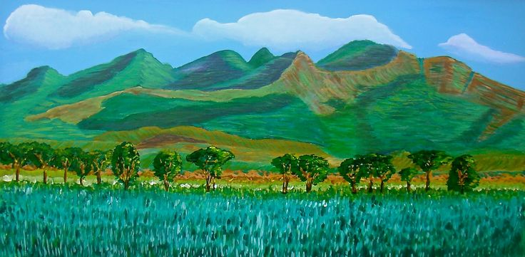 #ArtSetFree-Kimberley Ranges Queensland,Australia