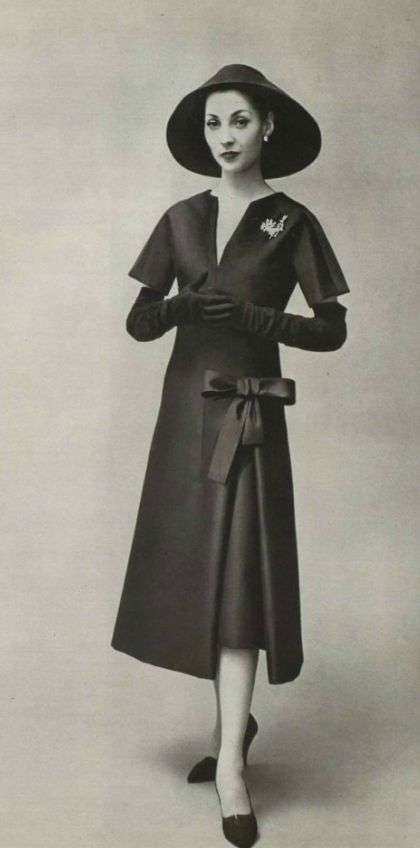 1957 Christian Dior vintageclothin