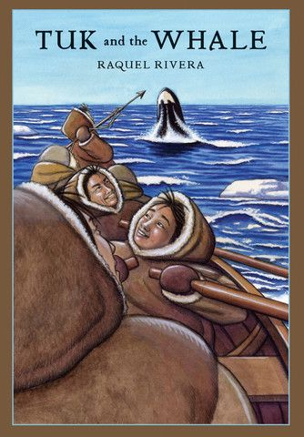 Tuk and the Whale by Raquel Rivera. This story is set on the eastern coast of Baffin Island in the early decades of the 1600s. Told from the point of view of a young Inuit boy, Tuk, it imagines what might have happened if the people of Tuk's Baffin Island winter camp had encountered European whalers, blown far north from their usual whaling route. Both the Inuit hunters and the whalers prize the bowhead whale, but for very different reasons. Together, they set out on a hunt, though they are…