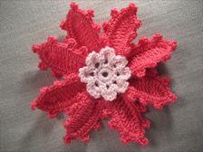 Irish Crochet Flower Pattern 1 - My Picot