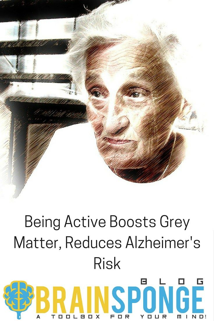 Moving more may save your brain. Exercise may fight off dementia    http://brainspongeblog.com/2016/03/14/exercise-prevent-alzheimers/