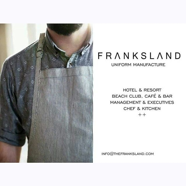 Introducing new division  FRANKSLAND UNIFORM MANUFACTURE  We are committed to working with you to ensure impeccable fit of the quality for your garments.  More info : manufacture@thefranksland.com F  #franksland #manufacture  #productdesign #baliproduction #baligarment  #bali #balimanufacture #balitextile #balifashion #baliuniform #balifactory #indonesia  Info@thefranksland.com