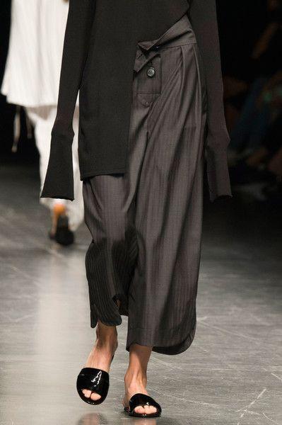 Lucio Vanotti at Milan Fashion Week Spring 2017 - Details Runway Photos
