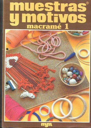Muestras y Motivos-Macramé 1 - Marleni Fontaine - Álbuns da web do Picasa
