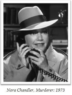 0 Anne Baxter on the phone in a Columbo episode