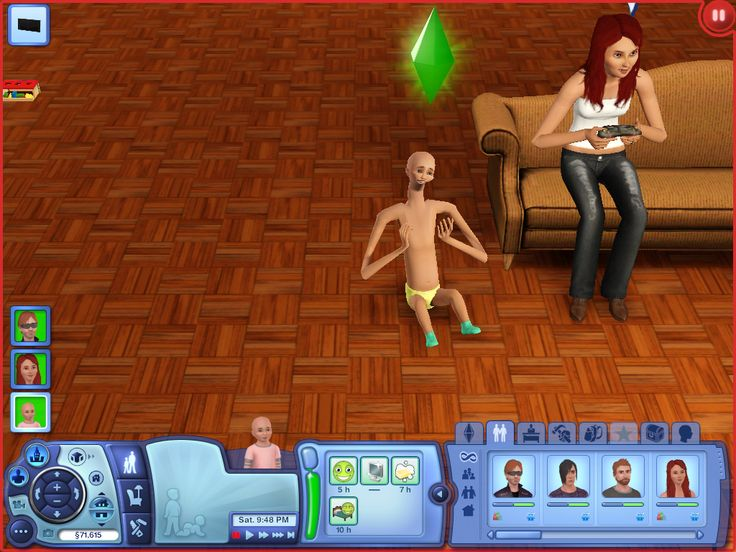 Effed up baby sim! sims gone wrong | There's a Tumblr called Sims Gone Wrong and it's perfectly hilarious!