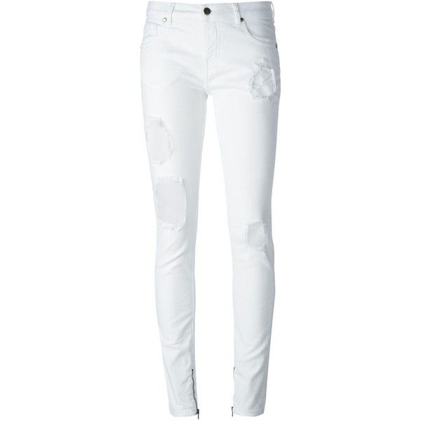 1000  ideas about White Skinny Jeans on Pinterest | Skinny jeans ...