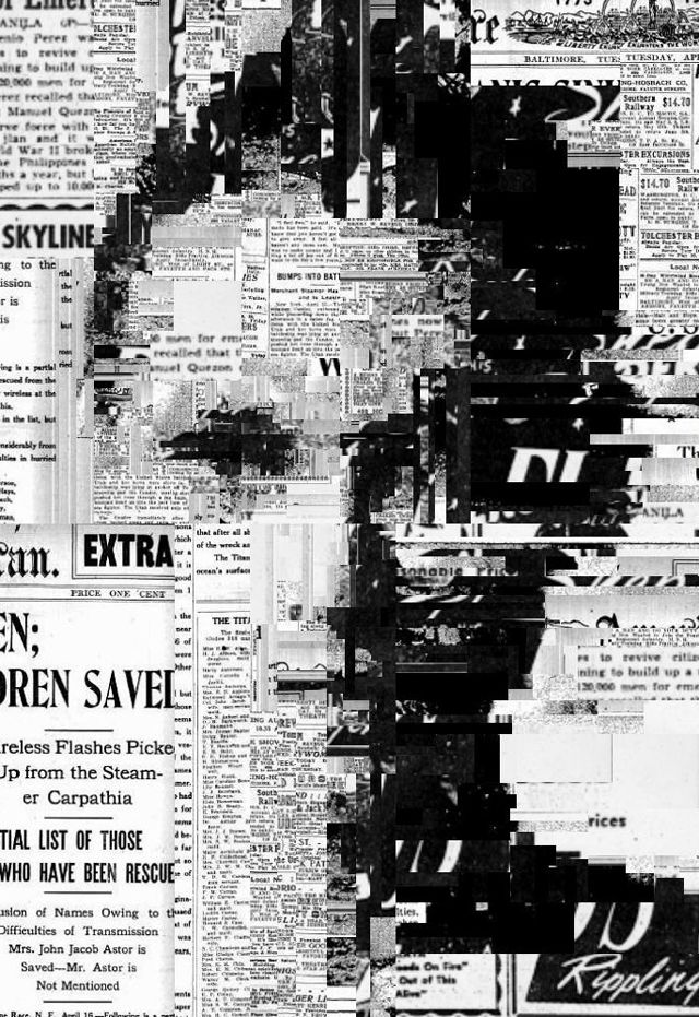 You Are Not In The News by Sergio Albiac | TRIANGULATION BLOG