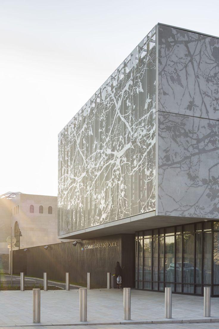 Fassade modern hotel  159 besten Metal facade Bilder auf Pinterest | Gebäudefassade ...