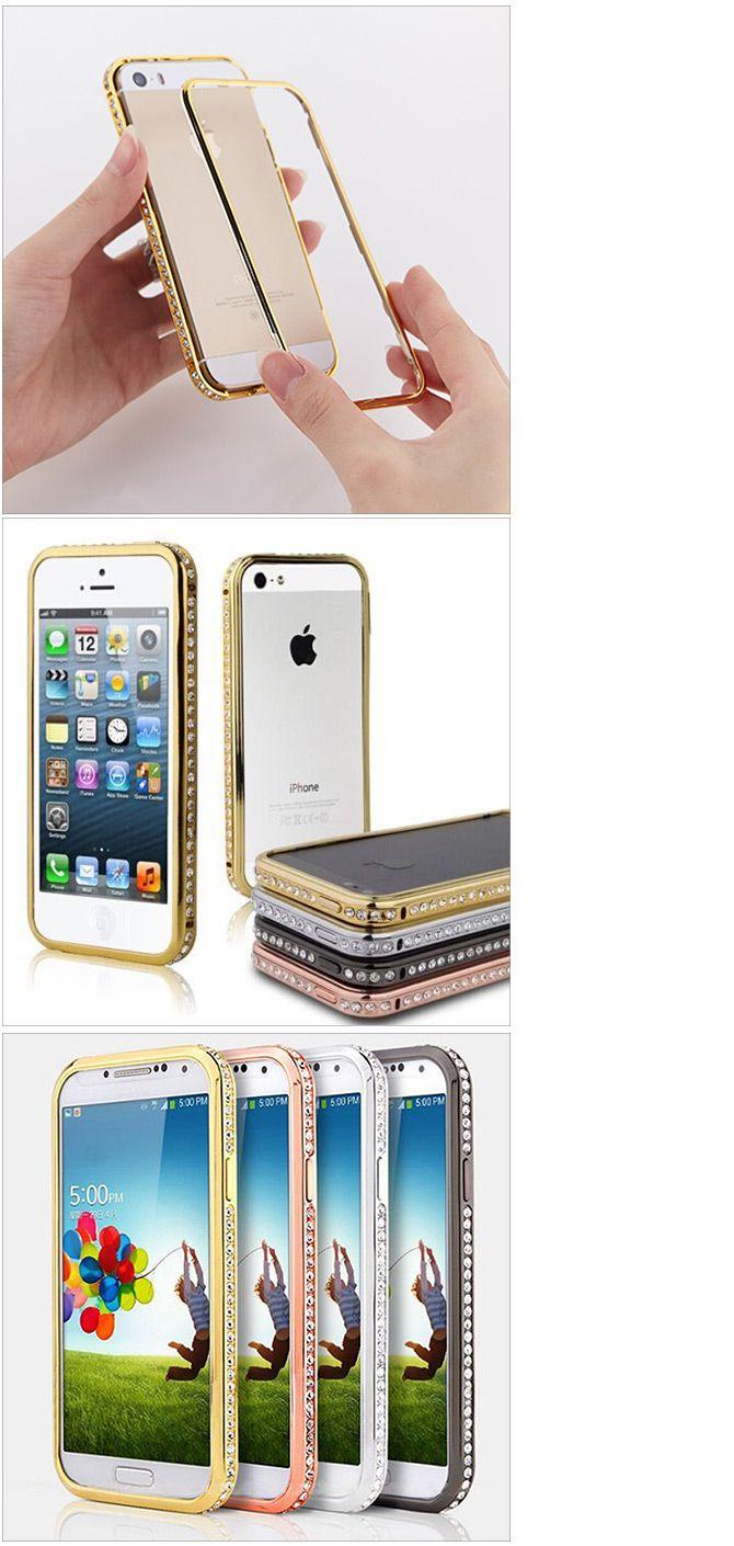 50% på eksklusivt mobildeksel – gull, sølv, kobber eller sort - Letsdeal.no