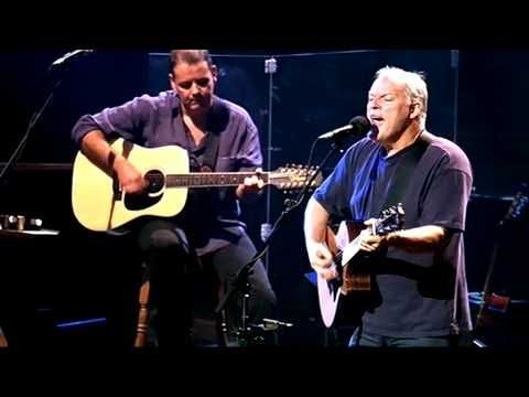 "David Gilmour Live and Unplugged @ Royal Albert Hall, performing ""wish you were here"". Breathtaking performance! David Jon Gilmour, CBE (born 6 March 1946), is an English musician, singer, songwriter and multi-instrumentalist. He is best-known as the guitarist and co-lead vocalist of the progressive rock band Pink Floyd."