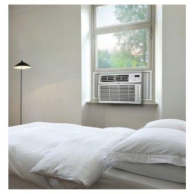 LG - 18000-Btu Window Air Conditioner - White