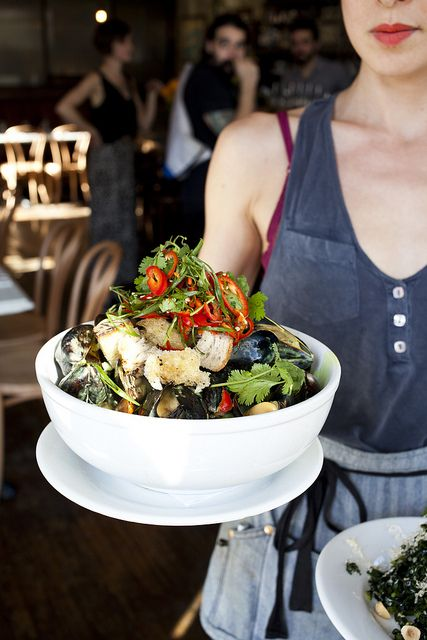 I would love to be presented with a bowl of this / Nicole Franzen Photography, via Flickr