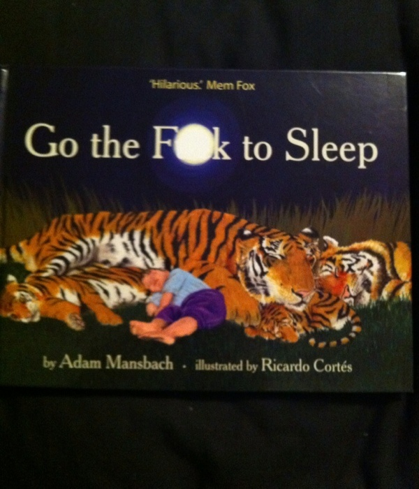 A book EVERY parent should own! IMHO