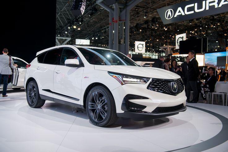 Will The 2019 Acura RDX Have 4 Doors Acura rdx, Acura