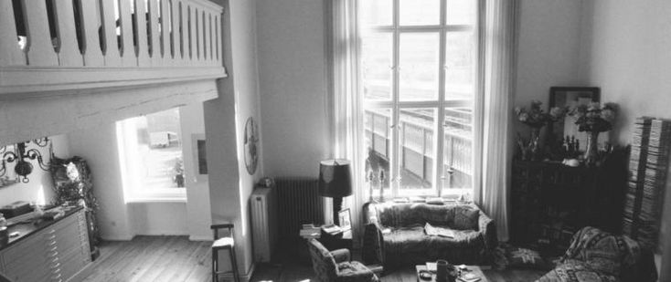The French Institute in Berlin will present Dominique Nabokov's photographs of the living rooms of artists and writers the the city.