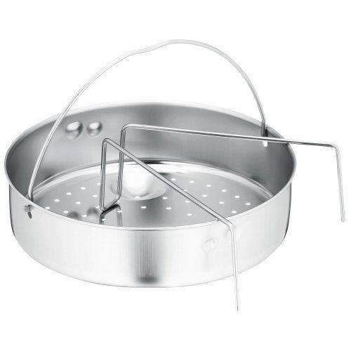 WMF Zubehör Schnellkochtopf-Einsatz-Set 2-teilig
