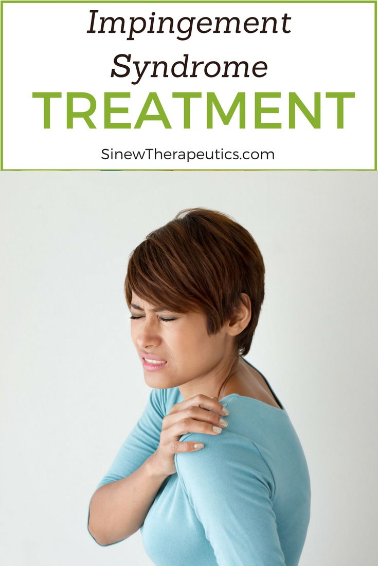 Impingement Syndrome Treatment - If you have visible swelling, apply the Sinew Herbal Ice on the area to reduce redness, swelling, and inflammation while dispersing accumulated blood and fluids to help restore normal circulation to the ankle. This first-aid treatment is used in place of ice to significantly speed up the healing process. Learn more at SinewTherapeutics.com