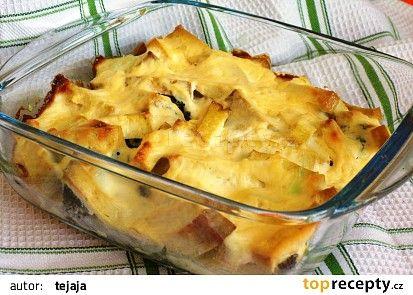 Zapékaná brokolice s tofu a jogurtem recept - TopRecepty.cz