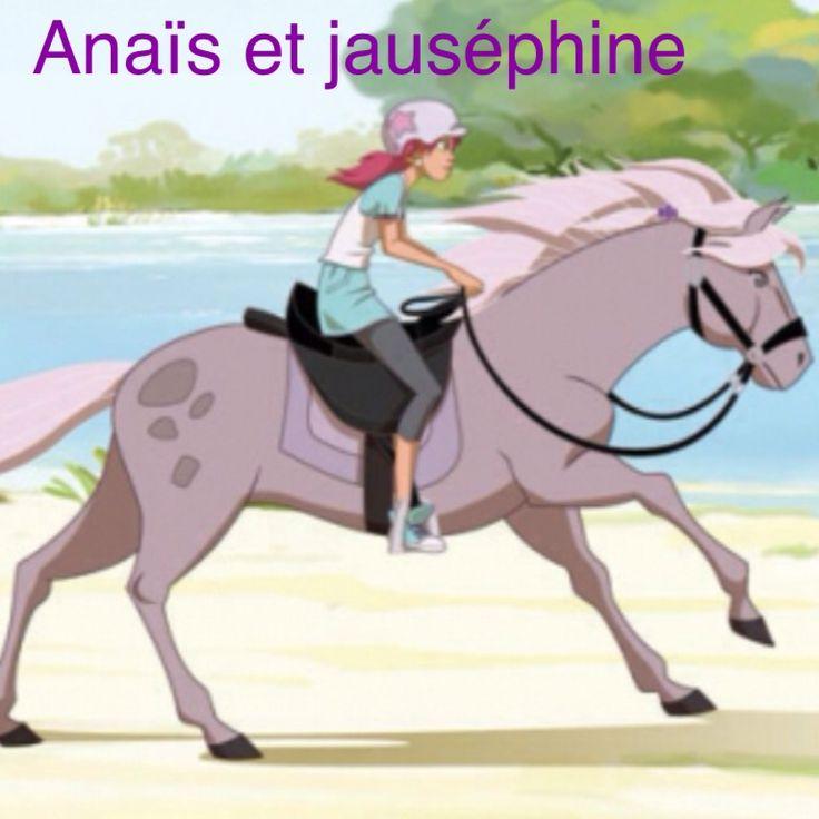 Anaïs et jauséphine