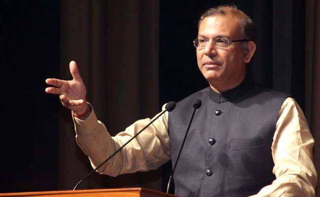Wrote Article Disputing Father On My Own: Jayant Sinha