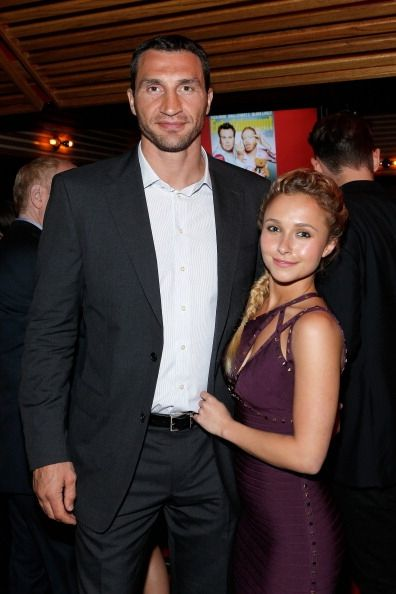 Hayden Panettiere Holds Off Wedding With Fiance Wladimir Klitschko Not Only ... Hayden Panettiere  #HaydenPanettiere