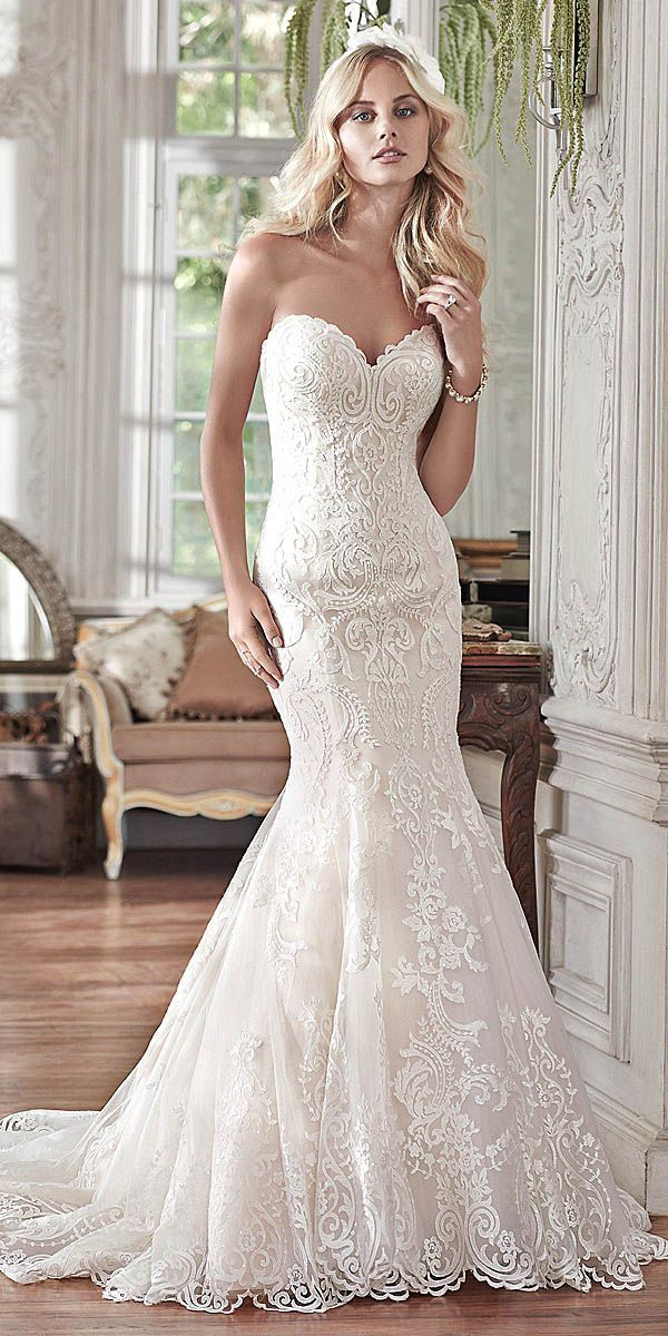 Fabulous  Best Of Romantic Wedding Dresses By Maggie Sottero