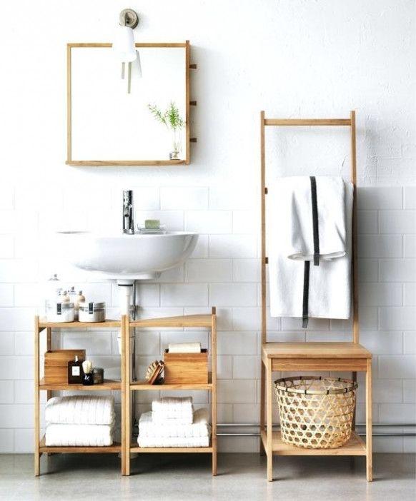 Ist Ikea Hack Badezimmer Schrank Gut Sieben Platzsparende