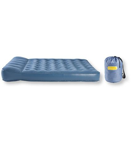 """Aerobed Home and Camp Air Mattress, 9"""" Queen: Camp Cots and Aero Beds 