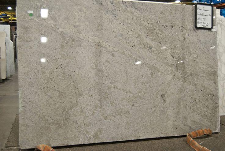 Bianco Romano – Polished Type: Granite Price Level: 2 Designer Rewards Points: 20