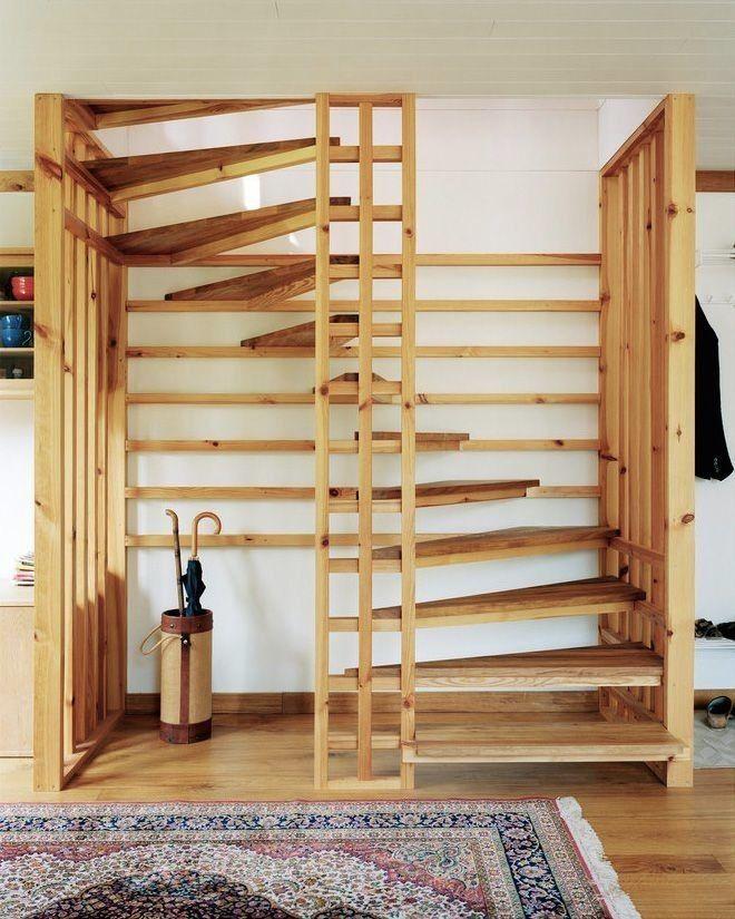 一般的なアーキテクチャ、階段