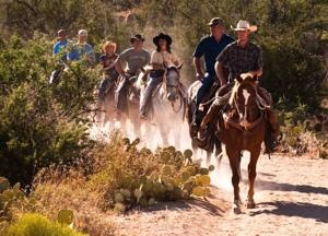 Tucson  Hotel Tanque Verde Guest  Ranch HORSEBACK RIDING!  I need to give this another try. Last time was 42 years ago......total fiasco!