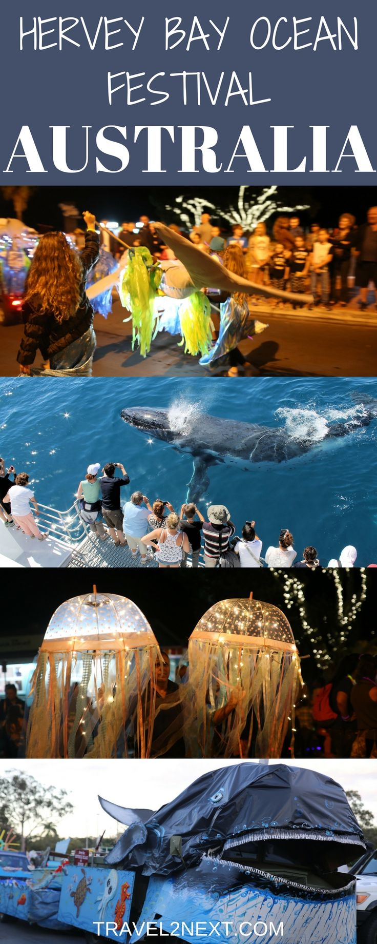 Hervey Bay Ocean Festival on the Fraser Coast in Queenslland, Australia.
