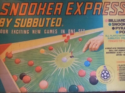 Why did Snooker Express never catch on?