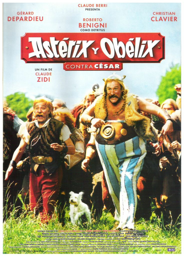 Ast 233 Rix Y Ob 233 Lix Contra C 233 Sar Cinema France And Cinema