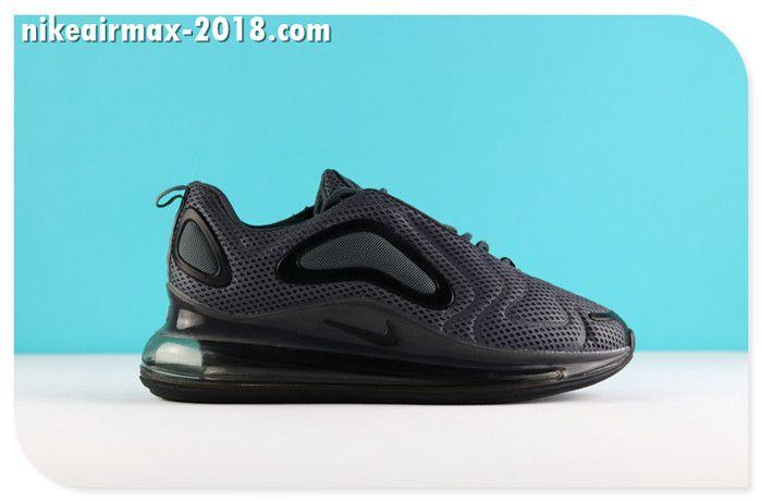 f190f88988 Nike Air Max 720 Mesh Cheap Men's Jogging Shoes Black | jarek | Nike ...
