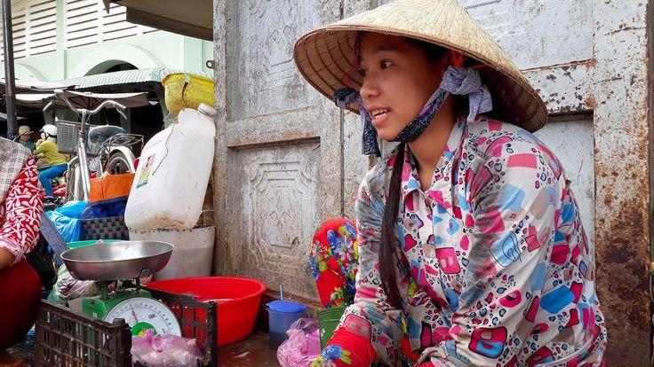 Du lịch khám phá thành phố Long Xuyên || Long Xuyen City Discovery || Vi...
