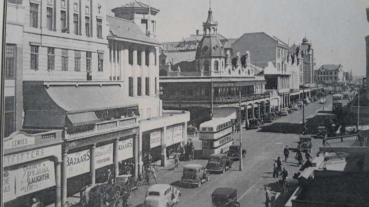Busy Church Street Pretoria