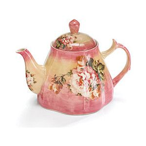 victorian teapots | shop home kitchenware dining teapots victorian and floral teapots $ 35 ...