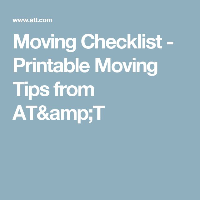 Best 25 moving checklist printable ideas on pinterest for Moving to washington dc advice