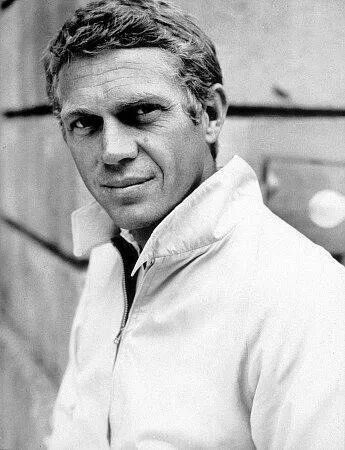 "Steve McQueen, 1930 - 1980. 50; actor. He was nicknamed ""The King of Cool."" He was an avid racer of both motorcycles and cars. He died in Ciudad Juárez, Chihuahua, Mexico, following an operation to remove or reduce several metastatic tumors in his neck and abdomen."